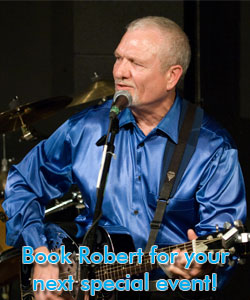 Book Robert Burton Hubele for your Next Special Event